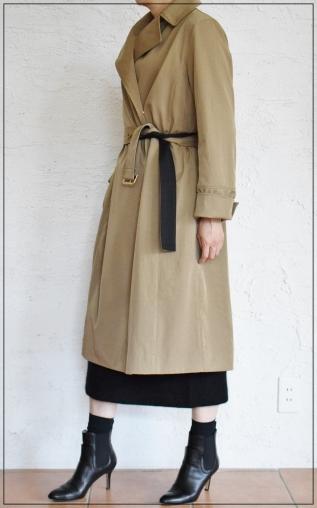 グッドワイフ[5話]常盤貴子の衣装!トレンチコートやピアスに洋服!