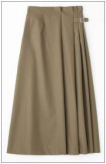 「トレース」新木優子が綺麗!衣装のブランド!ニットやアクセサリーもnoname