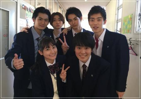 3年A組の真壁(神尾楓珠・かみおふうじゅ)の出演ドラマと作品!画像7選unnatural