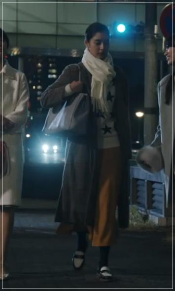 トレース[7話]新木優子の衣装!トレーナーにドクターマーチンも!10