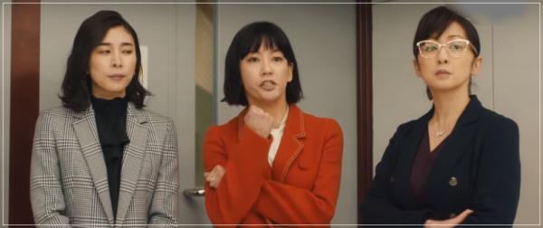スキャンダル専門弁護士QUEEN[8話]水川あさみの衣装!バッグにコート14