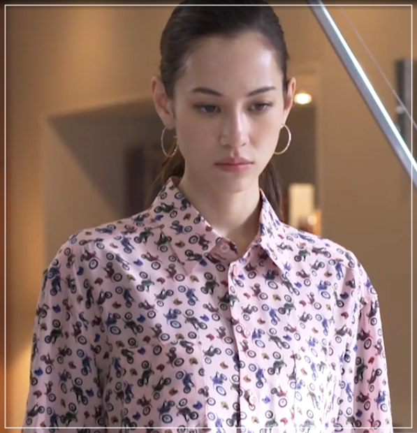 グッドワイフ[4話]水原希子の衣装! ティファニーのネックレスや洋服も19