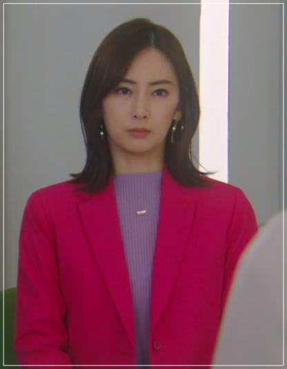 家売るオンナの逆襲[7話]北川景子の衣装!スーツにバッグにネックレス21