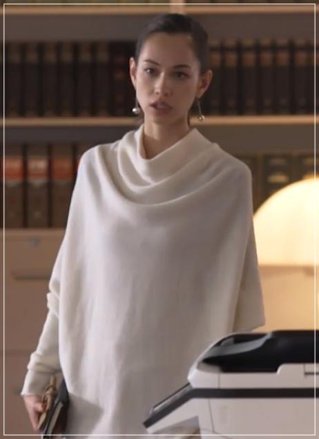グッドワイフ[5話]水原希子のファッション!サンローランにワンピース27