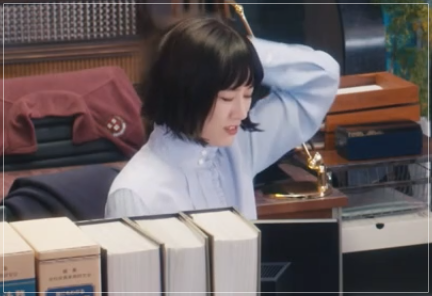 スキャンダル専門弁護士QUEEN[7話]水川あさみドラマの衣装や指輪に時計31