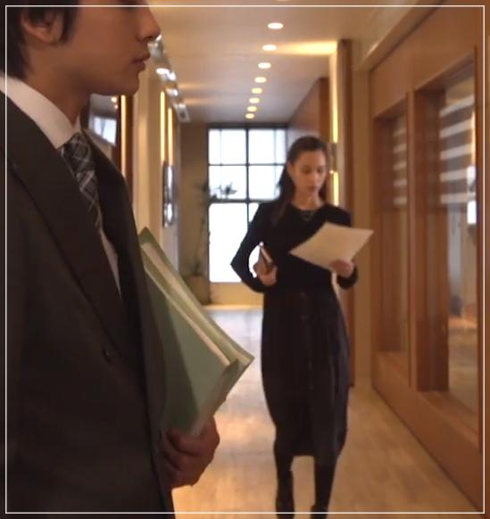 グッドワイフ[4話]水原希子の衣装! ティファニーのネックレスや洋服も42