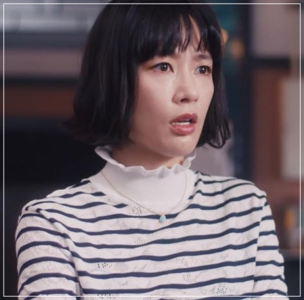 スキャンダル専門弁護士QUEEN[7話]水川あさみドラマの衣装や指輪に時計43