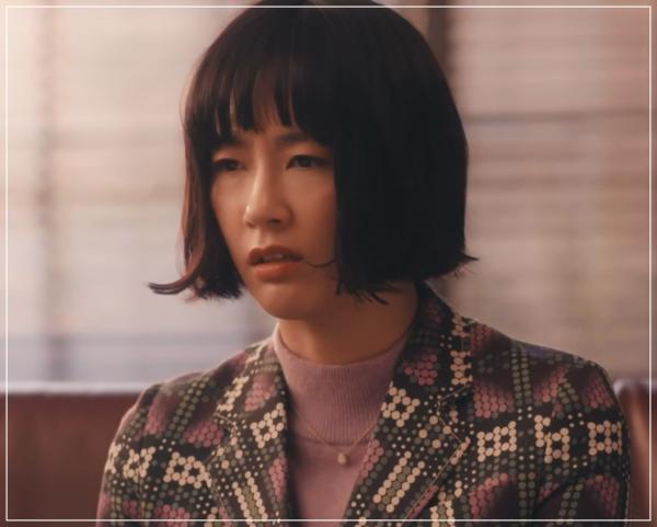スキャンダル専門弁護士QUEEN[7話]水川あさみドラマの衣装や指輪に時計45