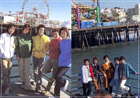 嵐がグラミー賞!ロサンゼルスの5人の目撃画像!タキシード姿は!?arashi4-1