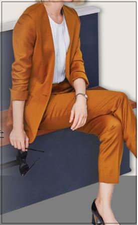 家売るオンナの逆襲[7話]北川景子の衣装!スーツにバッグにネックレスnoname