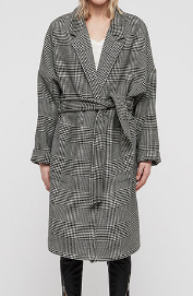 グッドワイフ[8話]水原希子のドラマの衣装!ピアスにバッグやコート