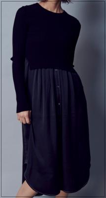グッドワイフ[4話]水原希子の衣装! ティファニーのネックレスや洋服もnoname11