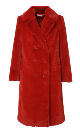 家売るオンナの逆襲[8話]北川景子の衣装!ファーマフラーにコートも