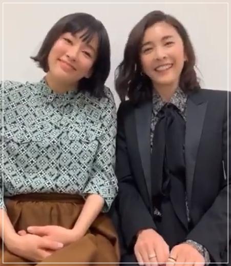 スキャンダル専門弁護士QUEEN[7話]竹内結子ドラマの衣装やハイヒールnoname5