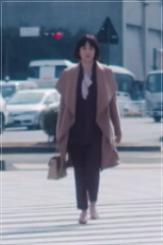 QUEEN[10話]水川あさみのドラマのファッション!指輪にコートやバッグ22