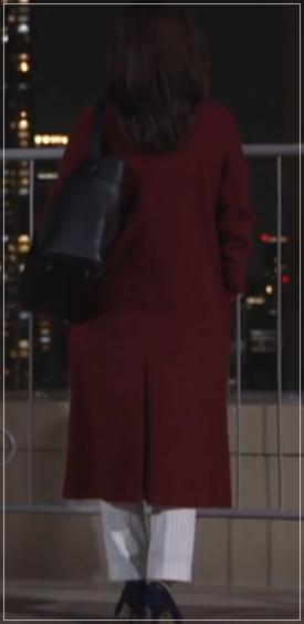 グッドワイフ[9話]常盤貴子の衣装!イヤリングにバッグやネックレス45