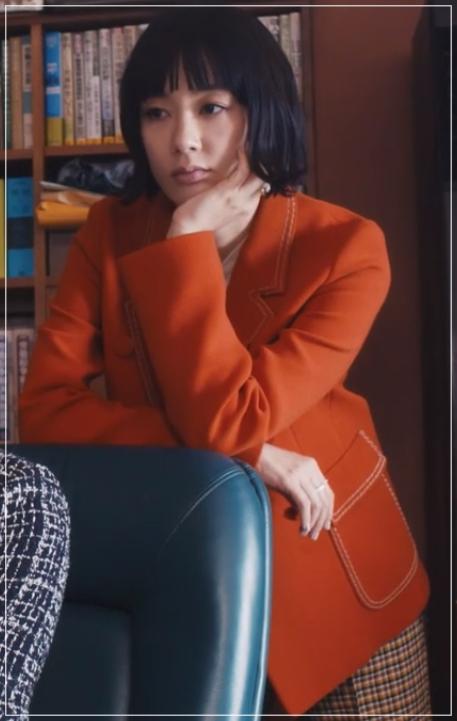 スキャンダル専門弁護士QUEEN[9話]水川あさみの衣装!指輪やアクセサリー46