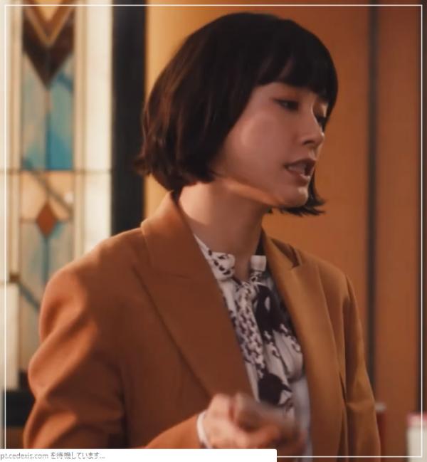 スキャンダル専門弁護士QUEEN[9話]水川あさみの衣装!指輪やアクセサリー48