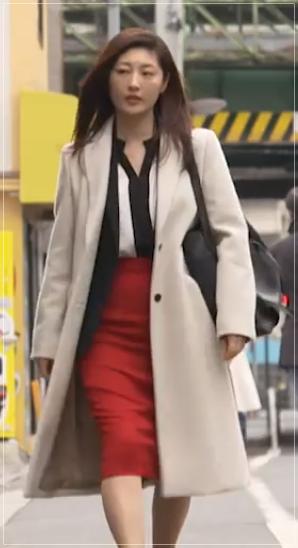 グッドワイフ[10話]常盤貴子の衣装!バッグにジャケットにコートも!