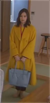 家売るオンナの逆襲[9話]北川景子のドラマの衣装!ピアスにコートも5