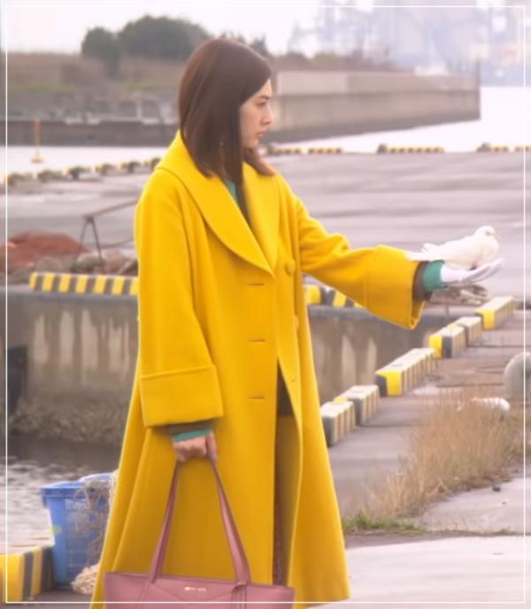家売るオンナの逆襲[10話]北川景子の衣装!バッグやコートにマフラー5