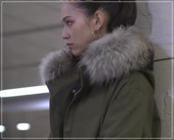 グッドワイフ[8話]水原希子のドラマの衣装!ピアスにバッグやコート5