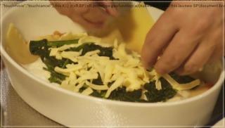 きのう何食べた[11話]レシピ!ラザニアの焼きなす(揚げなす)とほうれん草入り