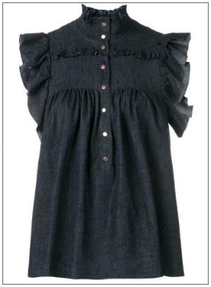 ストロベリーナイトサーガ二階堂ふみの衣装!コートやバックにピアス