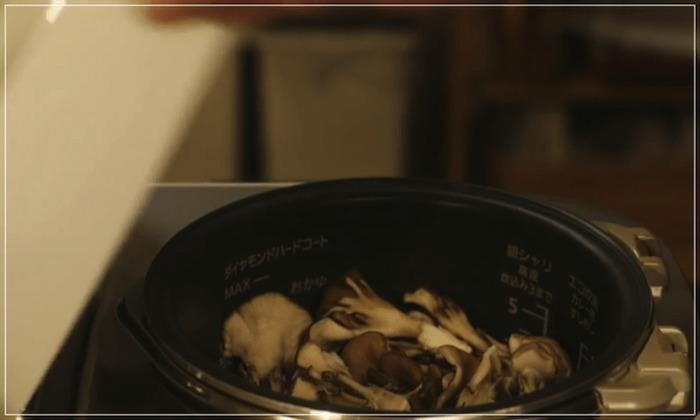 きのう何食べた[1話]レシピ!鮭・たけのこ・ザーサイ・小松菜・厚揚げ・かぶ5