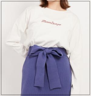 「東京独身男子」仲里依紗の衣装!ワンピースにカーディガン!スカートも