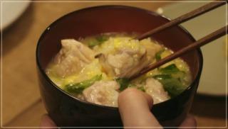 きのう何食べた?[7話]レシピ!ケンジの鶏もも肉と卵の雑炊!風邪にも