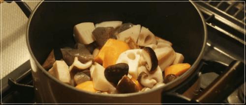 きのう何食べた?[8話]レシピ!シロさんの筑前煮!干し椎茸の代用も7