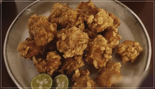 きのう何食べた12話(最終回)レシピ!鶏のからあげーシロさんお母さん直伝7
