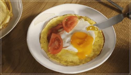 きのう何食べた[10話]レシピ!クレープ(おかず系でご飯・おやつやデザート)18