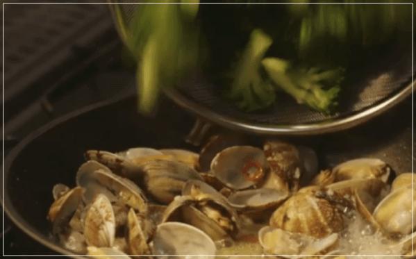 きのう何食べた[11話]レシピ!あさりとブロッコリーのペペロンチーノ風6