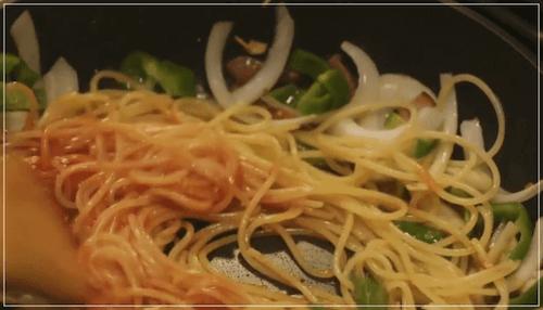 きのう何食べた?[9話]レシピ!シロさんのナポリタンとお茶漬け4