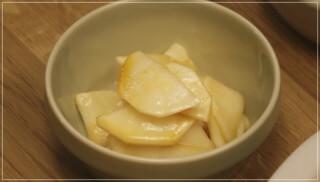 きのう何食べた?[9話]レシピ!ミネストローネとかぶのサラダ