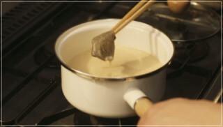 きのう何食べた[11話]レシピ!紅茶アールグレイのミルクティーシャーベット