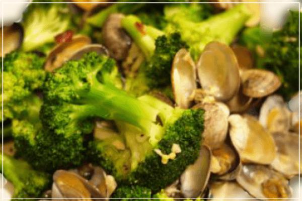 きのう何食べた[11話]レシピ!あさりとブロッコリーのペペロンチーノ風1