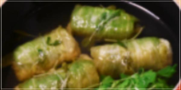 凪のお暇[4話]レシピ!ロールレタスの豆苗いり・ホット麦ミルク