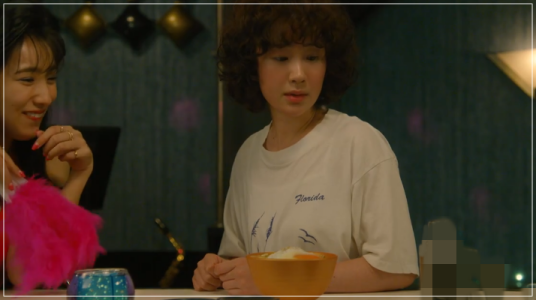 凪のお暇[5話]レシピ!青い鳥丼(鶏の照り焼き丼)バブルのママの特製!