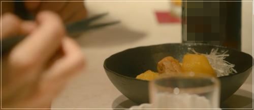 凪のお暇[6話]レシピ!じゃがいもと鶏肉のしみしみ・お通しの煮物・ねぎ入り
