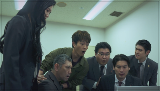 ニッポンノワール最終回/清春が仕掛けたワナ!ガスマスクの真犯人!