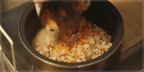 きのう何食べた?2020元旦スペシャル【レシピ】どんこのかやくご飯s15