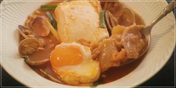 きのう何食べた?2020元旦スペシャル[レシピ]ジルベールのキムチチゲs212-1