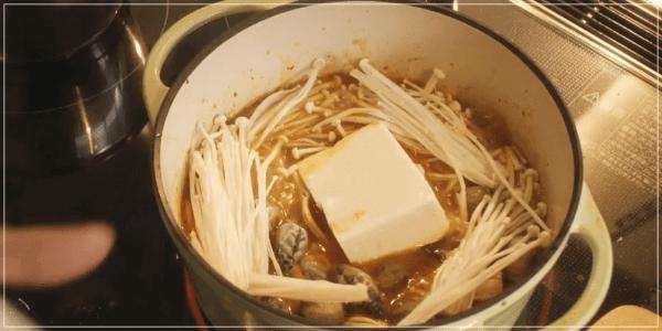 きのう何食べた?2020元旦スペシャル[レシピ]ジルベールのキムチチゲ7