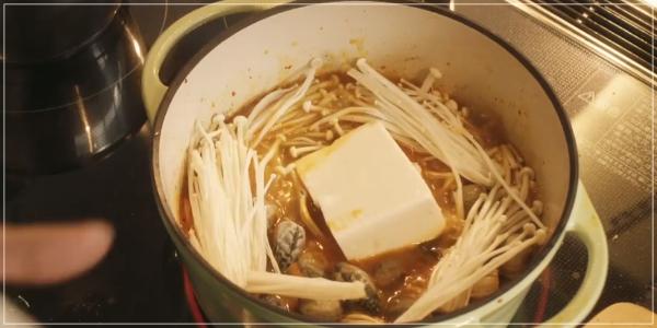 きのう何食べた?2020元旦スペシャル[レシピ]ジルベールのキムチチゲs29