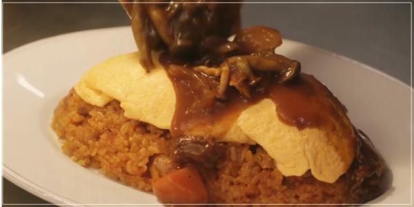 きのう何食べた?2020元旦SP[レシピ]ケンジのオムライスのハヤシソースがけs39-1
