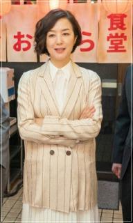 らーめん才遊記/ドラマ鈴木京香の衣装!スーツやバッグ・コートにブラウス