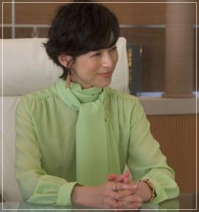 SUITS/スーツ2の鈴木保奈美の衣装!ブラウスやピアスに指輪も